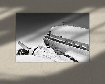 Douglas DC3 sur Jan Brons