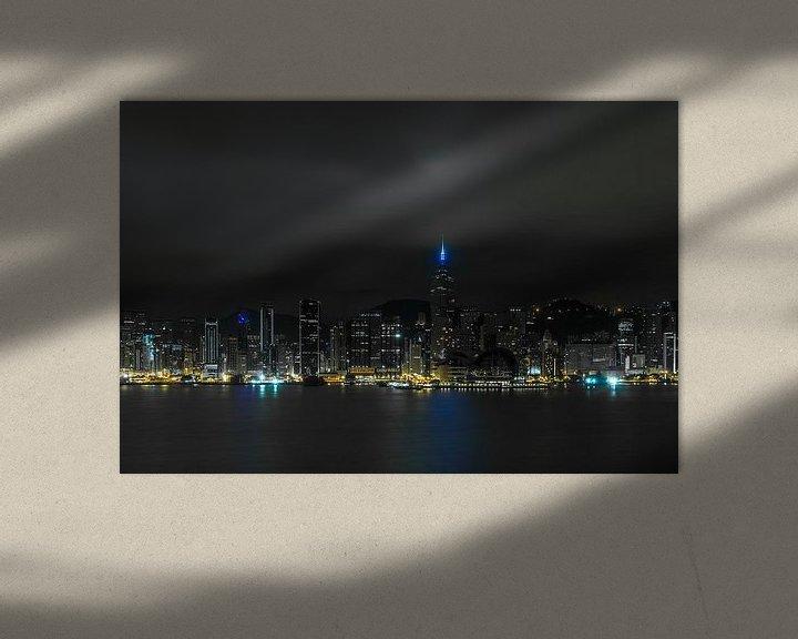 Sfeerimpressie: HONG KONG 22 van Tom Uhlenberg