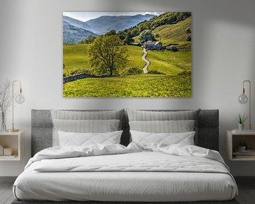 Lake District, vergezicht