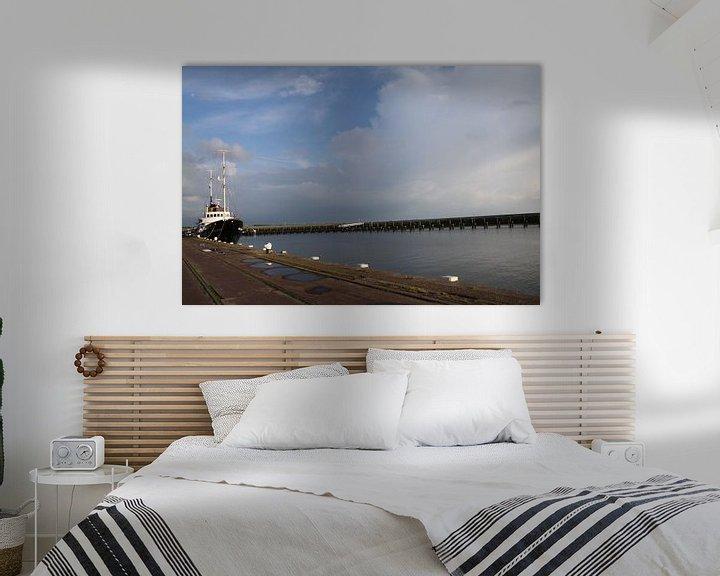 Sfeerimpressie: Sleepboot Holland van Jetty Boterhoek