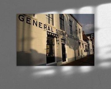 General Steam Harlingen - London