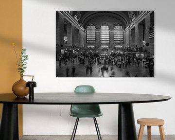 Grand Central Terminal NYC van Marco de Waal