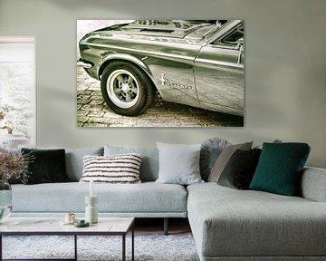 Ford Mustang van Gabsor Fotografie