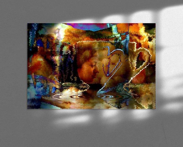 Sfeerimpressie: MEDITATION van Heidrun Carola Herrmann