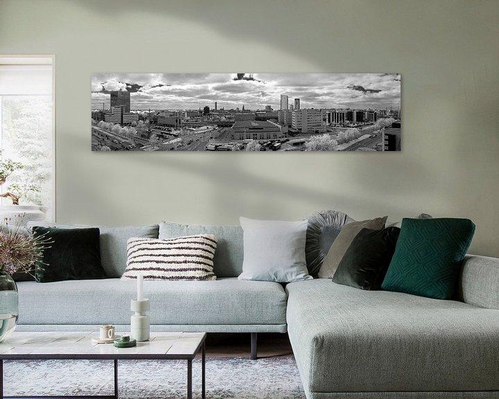 Sfeerimpressie: Panorama Eindhoven van Anton de Zeeuw