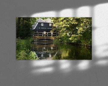 Genneper Watermolen, Eindhoven von Joep de Groot