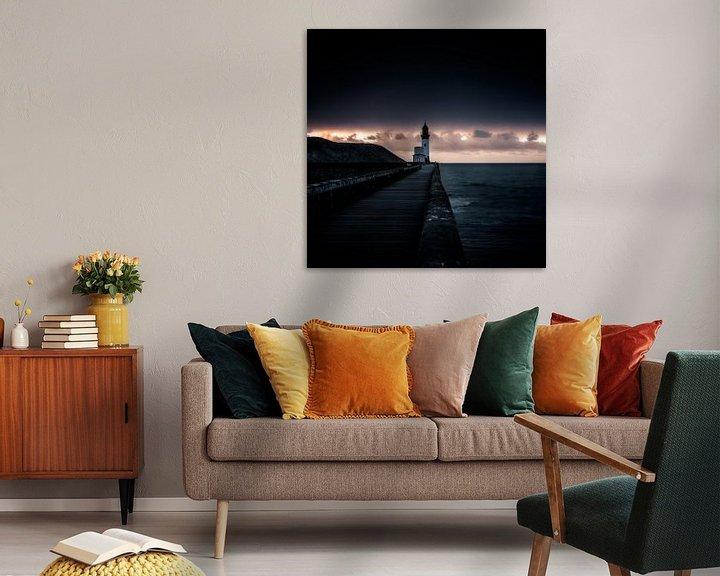 Sfeerimpressie: At the end of the pier van Ruud Peters