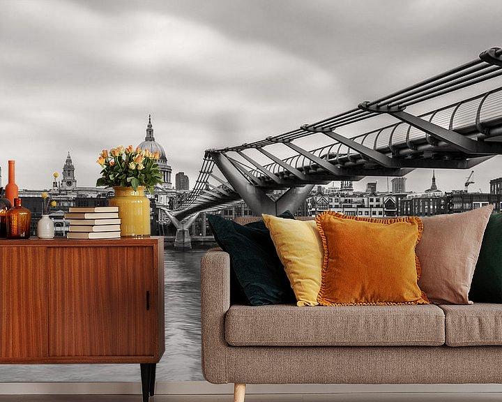 Beispiel fototapete: LONDON 06 von Tom Uhlenberg