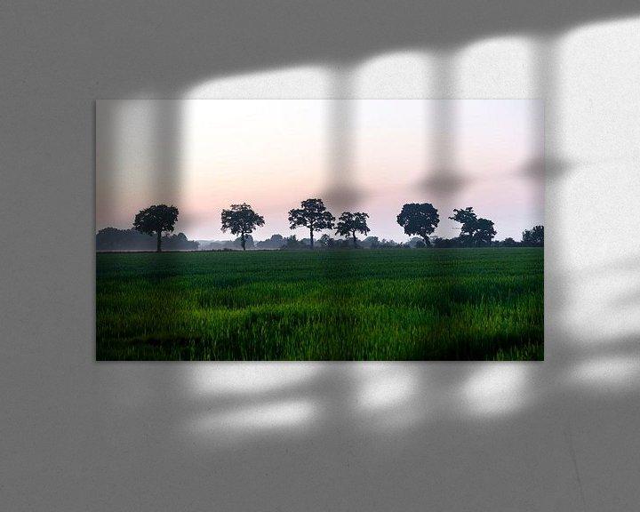 Sfeerimpressie: Frankrijk Cerisy-la-Forêt van Rob van der Teen
