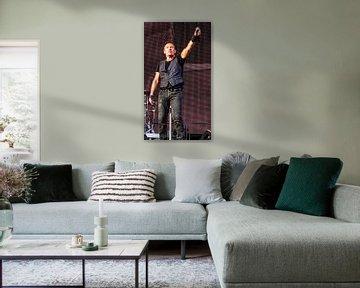 Bruce Springsteen und die E Street Band  von Shui Fan