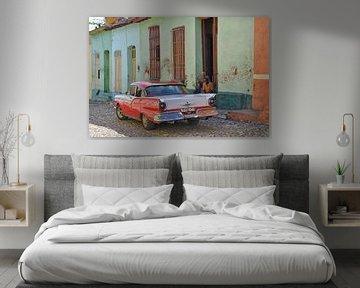 Trinidad - Cuba van Ilona van der Burg