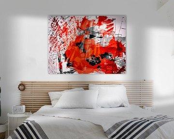 Abstract Rock 'n' Roll 2 von Gabi Hampe