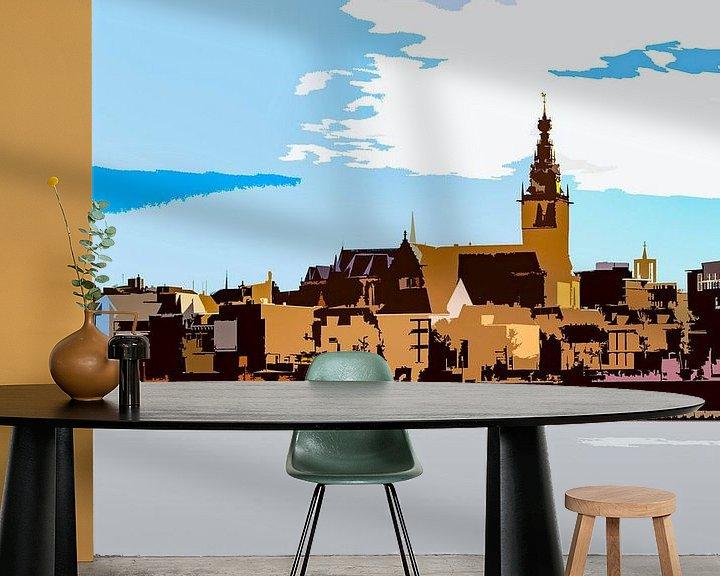 Impression: Stevenskerk in Nijmegen sur Maerten Prins