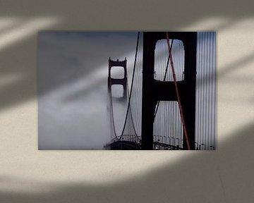 Golden Gate Bridge von Ids Dijkstra
