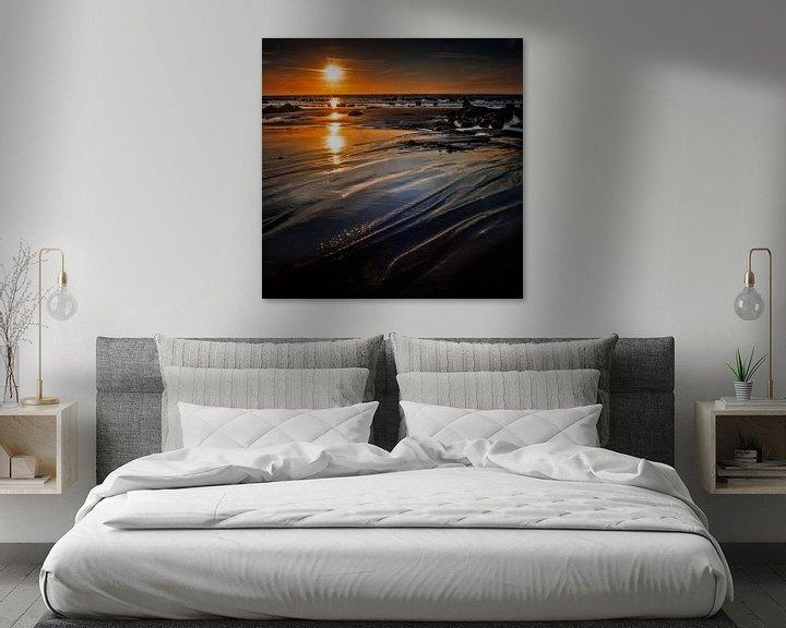 Sfeerimpressie: The setting of the sun van Ruud Peters