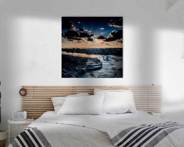 Sfeerimpressie: Back to the sea van Ruud Peters