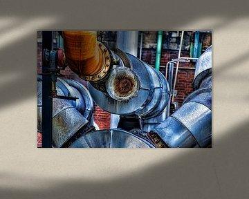 Een chemische machine sur Gabsor Fotografie