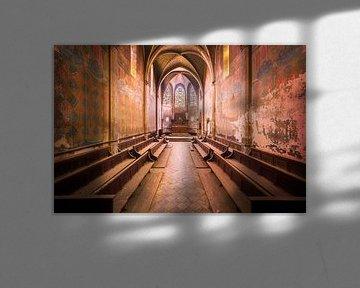 Kirche voller Farben von Roman Robroek