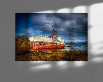 Wrak von Hamperium Photography