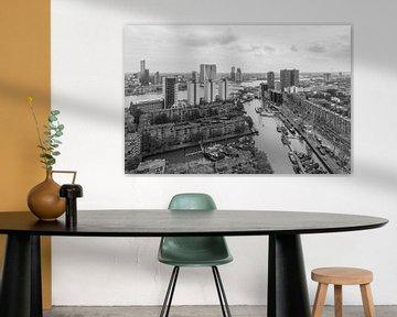 De Leuvehaven in Rotterdam van MS Fotografie | Marc van der Stelt