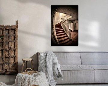 Lost Place Grand Hotel von Jens Alemann