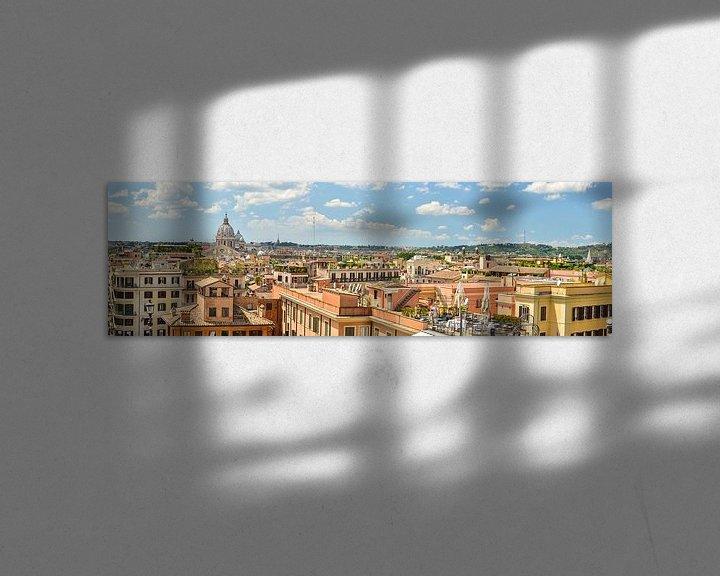 Sfeerimpressie: Rome view van Arjan Penning