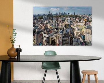 Tokyo Panorama sur Tom Uhlenberg