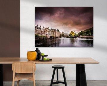 Hofvijver, Den Haag van Marcel van Berkel
