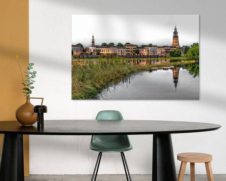 Sfeerimpressie: Zutphen van Willem  Bentink