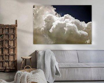 Wolken von Christina Sudbrock