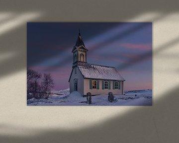 Winterwonderland van Marc Arts