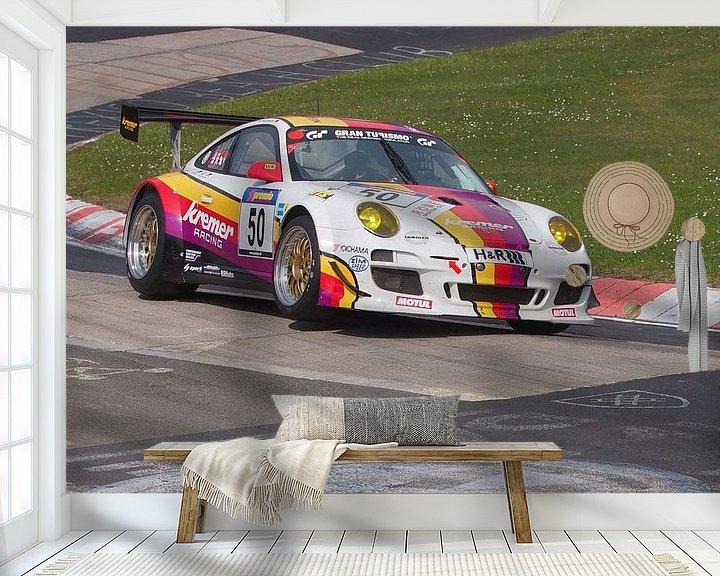 Beispiel fototapete: Porsche von Roland Klinge