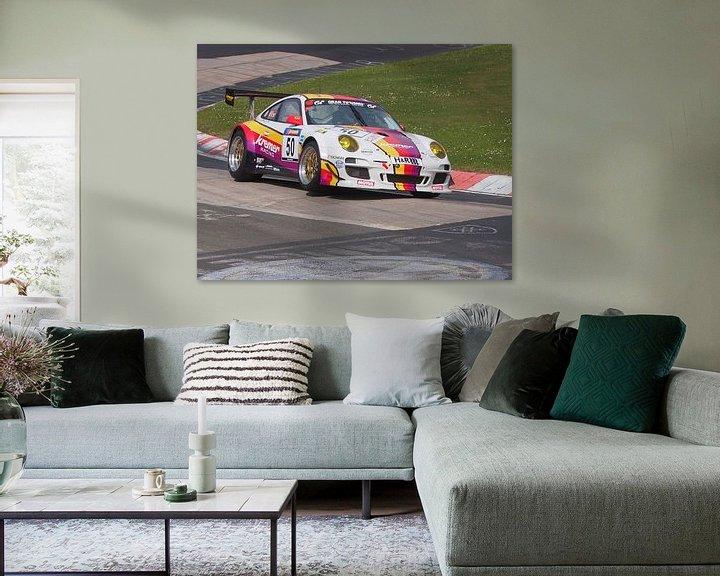 Beispiel: Porsche von Roland Klinge