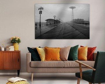 Coney Island New York van Babette van Gameren