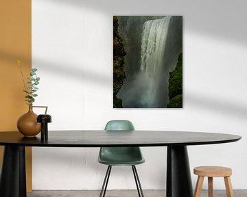 Power of water. von Remco van Adrichem