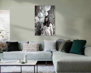 Balonnen van Sieger Homan