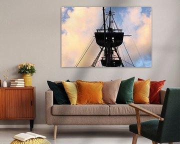 L'Amsterdam II sur Jessica van den Heuvel