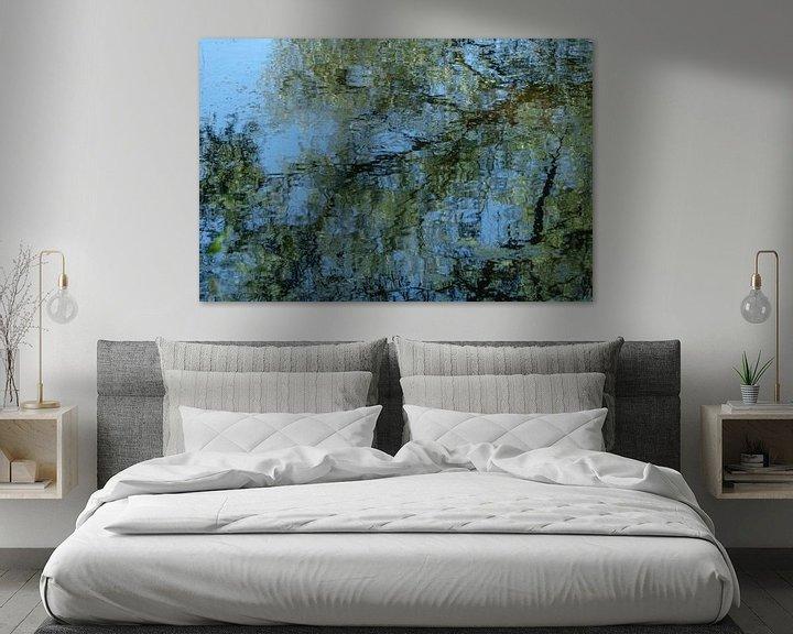 Sfeerimpressie: Reflectie op Monet van Aukje Bakker