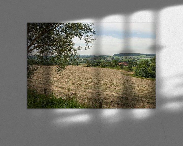 Sfeerimpressie: Omgeving Cottessen in Zuid-Limburg van John Kreukniet