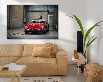 250 GTO sur Ansho Bijlmakers