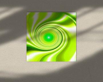 Die grüne Energie-Spirale von Ramon Labusch