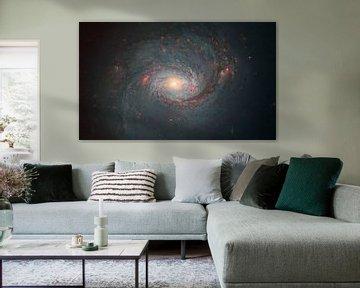 M77 Een spiraalstelsel van André van der Hoeven