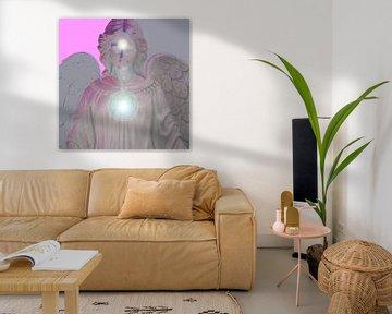 Pink Guardian-Angel van Ramon Labusch