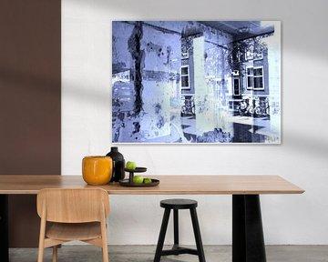 Urban Reflections 84 van MoArt (Maurice Heuts)