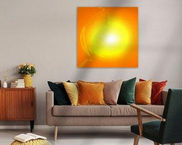 Das Licht-Portal 1 von Ramon Labusch
