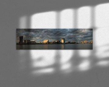 Skyline Rotterdam sur Lex Schulte