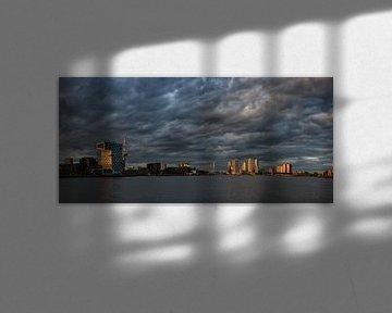 Die Nacht bricht in Rotterdam sur Lex Schulte