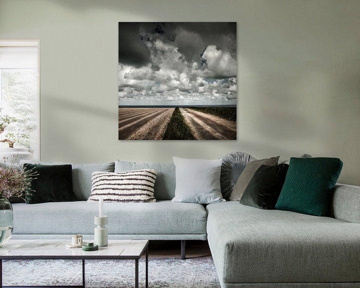 Sfeerimpressie: Coastal lines van Ruud Peters