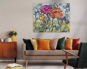 Flower Family van ART Eva Maria