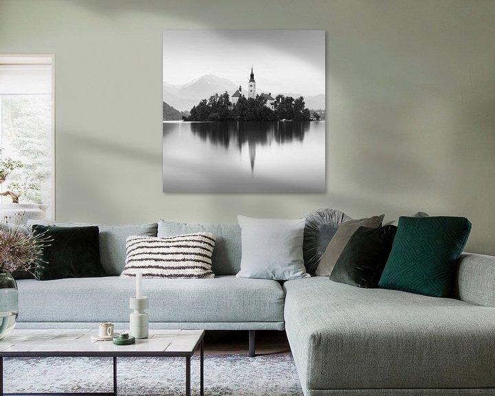 Sfeerimpressie: Calm waters  van Niels Devisscher
